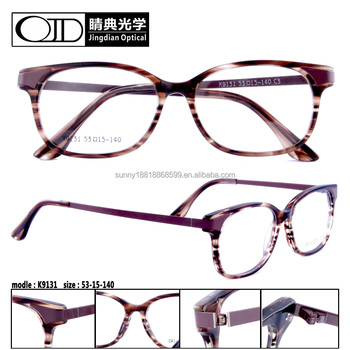 2015 New Guangzhou Optical Frames Factory Acetate Eyeglasses Frames ...