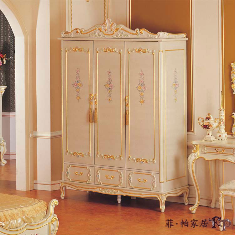 armoire de chambre baroque. Black Bedroom Furniture Sets. Home Design Ideas