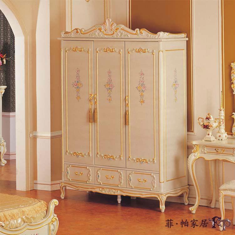 Armoire de chambre baroque for Armoire chambre style japonais
