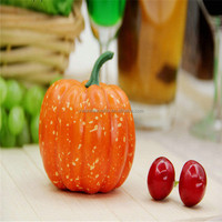 2016 China supplier foam large wholesale artificial white craft pumpkins