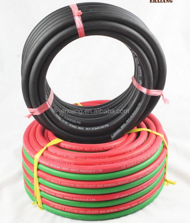 Top grade useful oil resistant steam rubber hose pipe