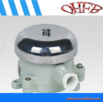 Bdl 125 Series Industrial Explosion Proof Electric Bell Buy 6v
