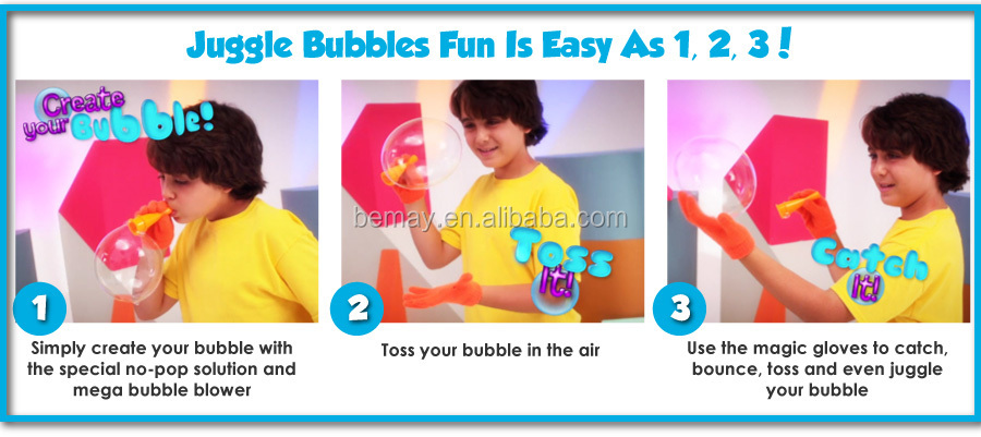 Square Magic Bubble Ring,Plastic Bubble Ring Toy,Children Blowing ...