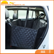 Direct Factory Price Eco-friendly Polyester Pet Car Seat Cover