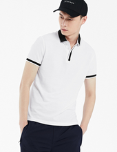 Sublimation polyester polo t shirt mens t shirts