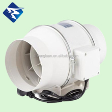 HVAC System Axial Ventilation Exhaust Plastic Small 100mm AC Silent 4 inch Electric 220v inline duct fan