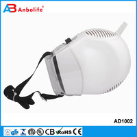 Anbolife 2017 new arrivals 2 in 1 homeuse portable travel three power setting electric Hair drying hood