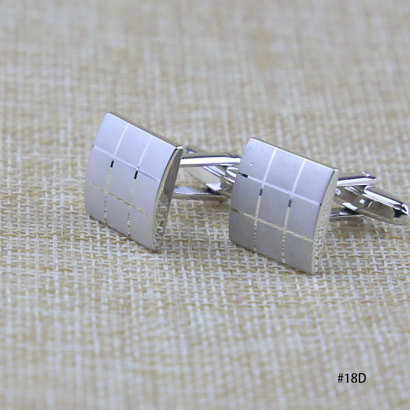 Supply high quality blank and <strong>custom</strong> logo <strong>cufflinks</strong> classic <strong>cufflink</strong> #18