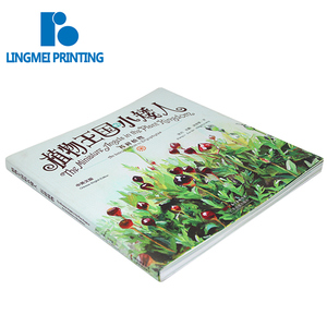 Professional OEM/ODM printing service Manufacturer English kid story book wholesale
