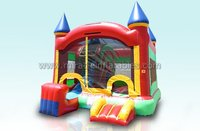 bouncy castle inflatable,moonwalk,inflatable moonwalk art panel M3039