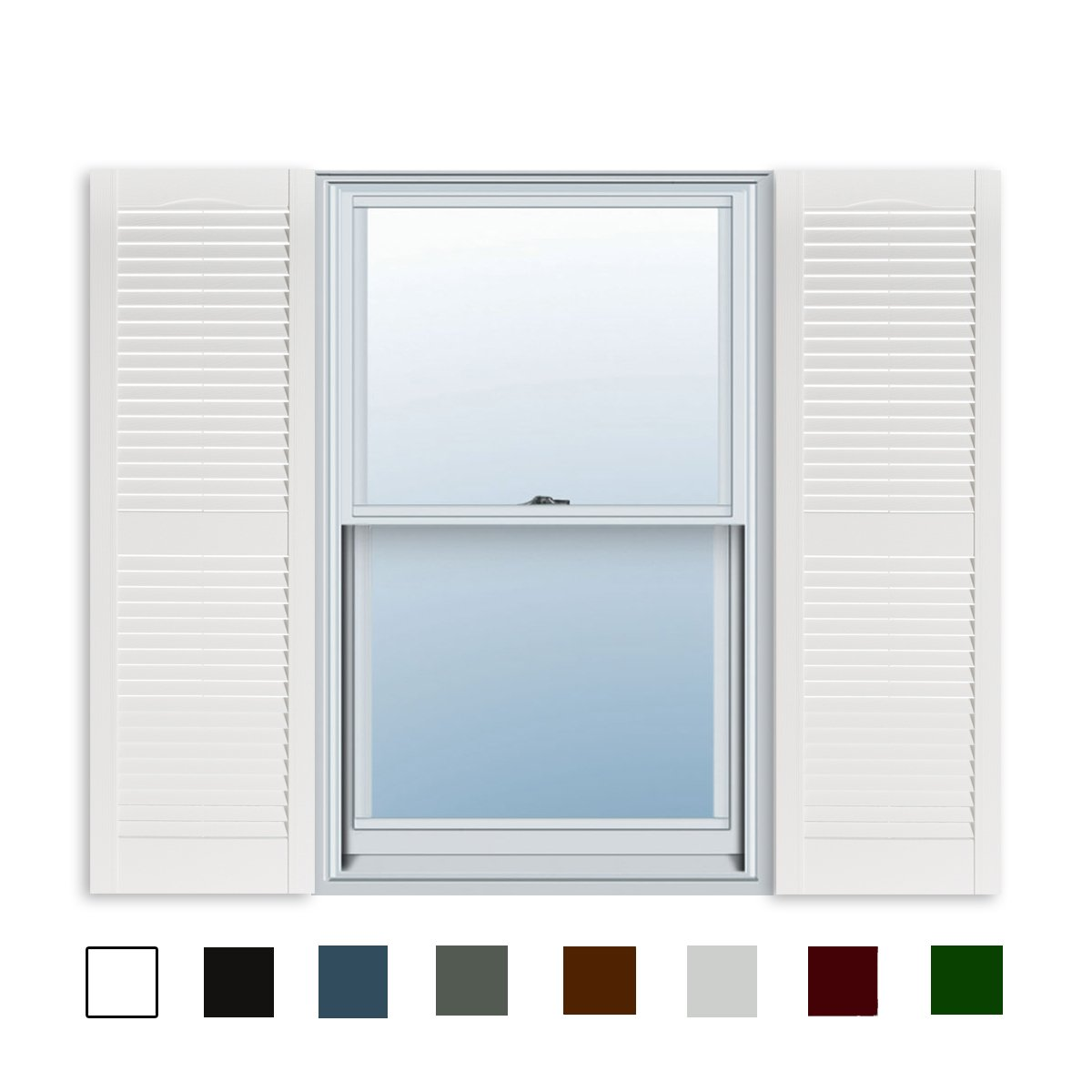 Cheap White Exterior Shutters Find White Exterior Shutters