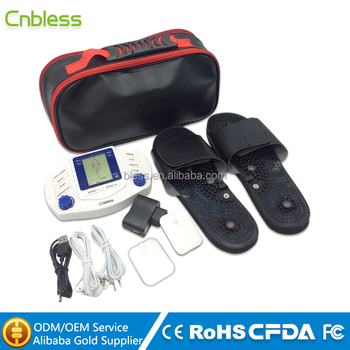 Hot Sale Desktop Electronic Pulse Massager