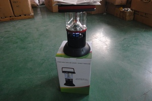 Long working time portable best quality solar lamp electric kills mosquito
