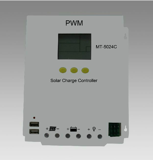 Guangzhou PWM solar <strong>charge</strong> <strong>controller</strong> of 48V 50A with LCD screen