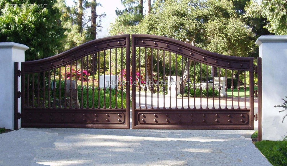 Residential fences and gates design in the philippines