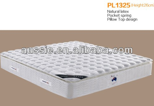 Organic Latex Mattress With Pocket Spring