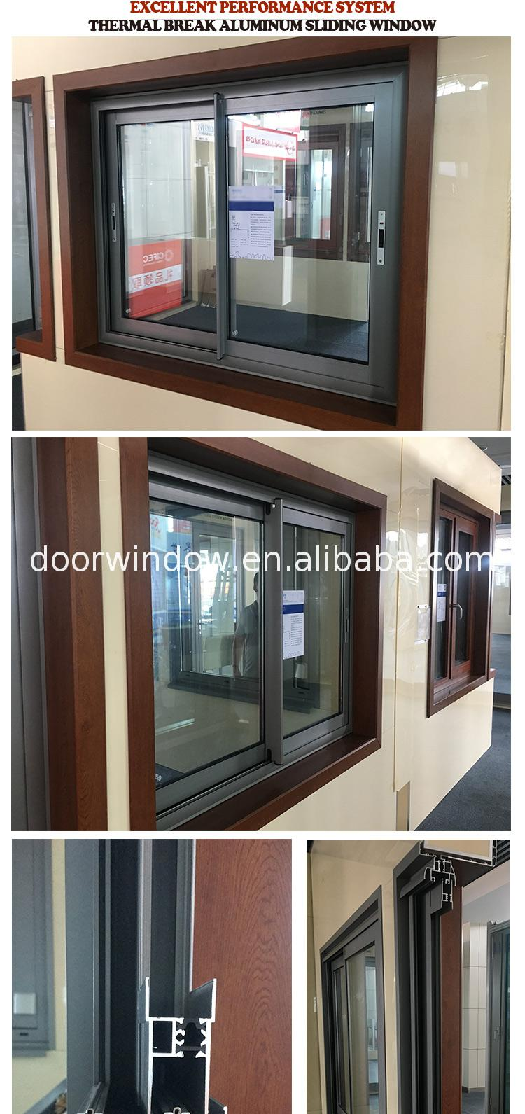 Hot Sale window styles australia sizes installation australian standards