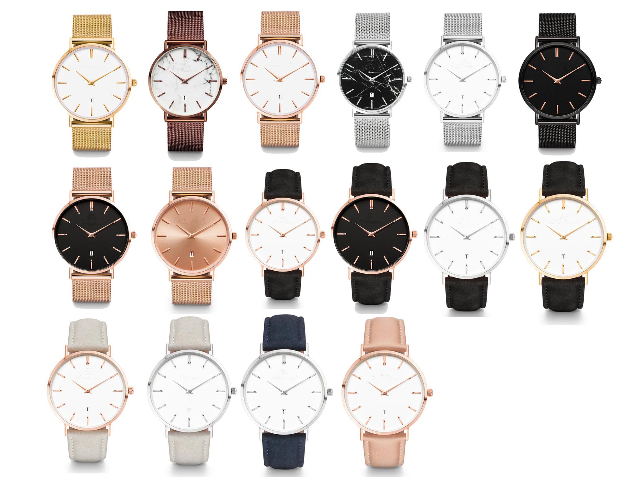 China Supplier Black Oem Watch Custom Logo Mens Watch ...