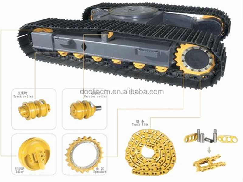 Excavator Case Cx210 Track Link Track Chain Buy Track