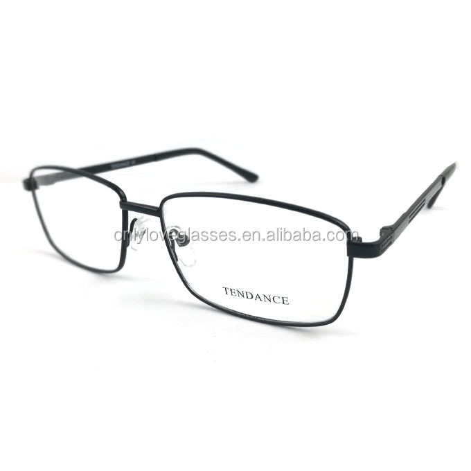 2018 Wholesale Factory Supplier Low MOQ Fashion metal Optical Eyeglasses