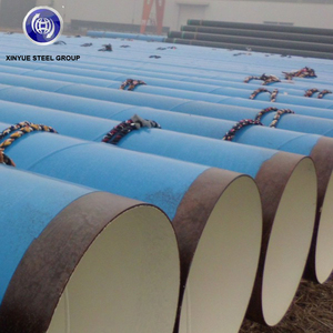 AWWA C200 water transmission steel pipe