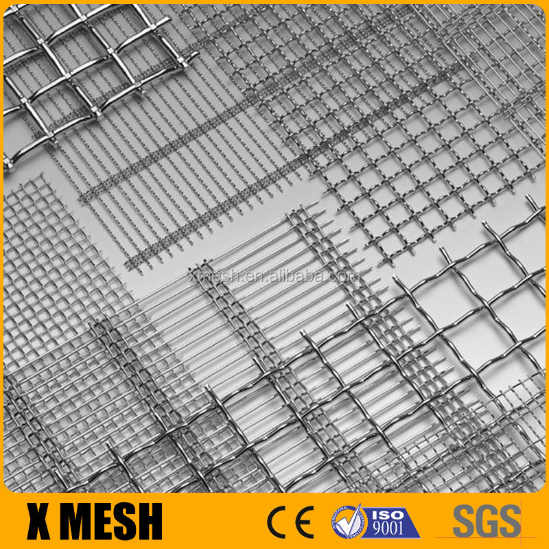 Marine Grade Stainless Steel Wire Mesh For Filters