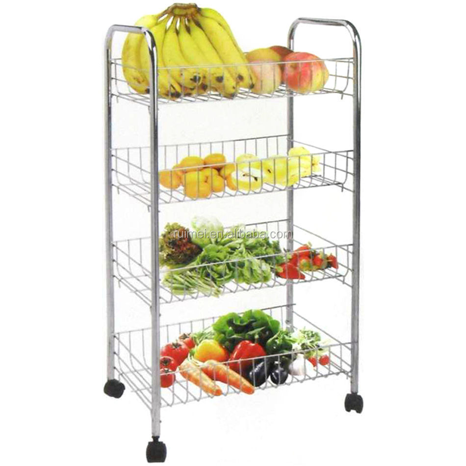 floor standing upright 3 tiered metal fruit stand holder buy 3 tiered metal fruit stand holder. Black Bedroom Furniture Sets. Home Design Ideas