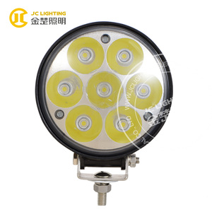 IP68 21w 4x4 accessory led work light for truck/fire engine/mini chopper motorcycle, japan car lights 21w