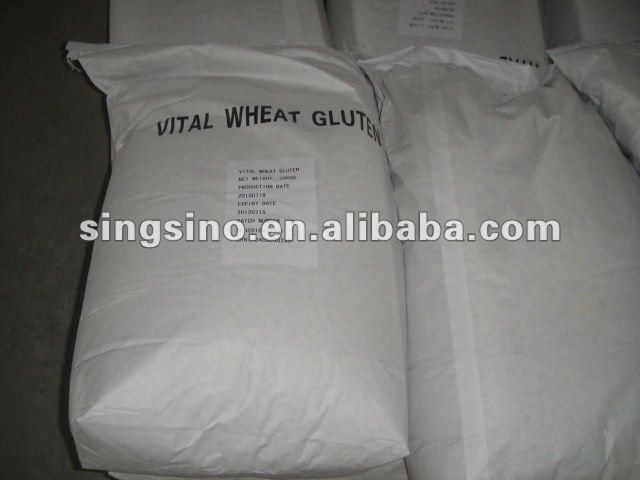 High Quality Vital Wheat Gluten 80% Protein Content