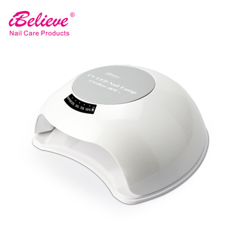 Ibelieve 48w Gel Rechargeable Sun Pro Led Uv Lamp For Nail Art
