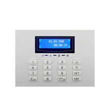 High quality new design gsm home panic alarm system with rubber buttons & best price list