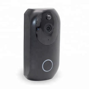 Innotronik OEM New Design 1080P Best Battery Doorbell IP Smart Doorbell Camera with Battery