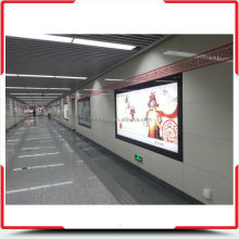 Cost-effective simple design electronic advertising led display
