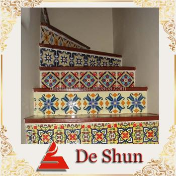 Spain Style Spanish Decorative Wall Ceramic Decor Tile - Buy ...