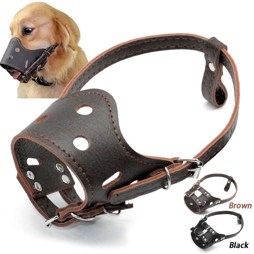 online kaufen gro handel leder hund muzzles aus china leder hund muzzles gro h ndler. Black Bedroom Furniture Sets. Home Design Ideas