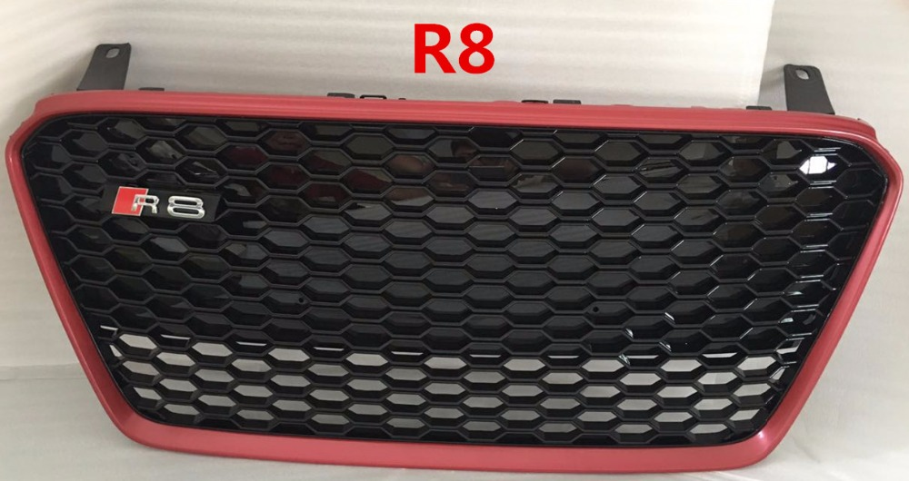 Worksheet. Ruby Red For Audi R8 Front Grillrs8 Grill  Buy Rs8 GrillFor