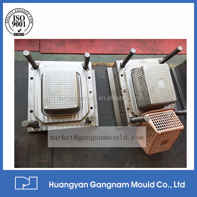 Competitive price high quality turnover box basket plastic mould