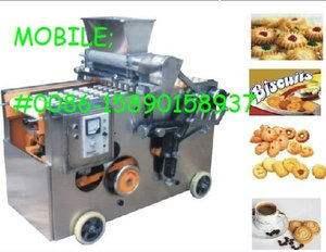 electric biscuits maker / Cookies making machine / Cookies baking oven