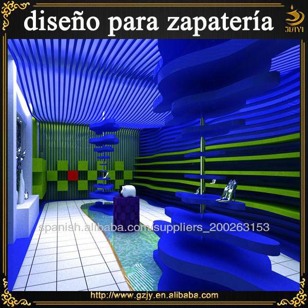 Moderno dise o para zapater a muebles pantalla con for Zapateros modernos diseno