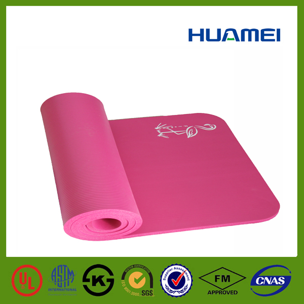 Black Used Gym Mats For Sale/yoga Mat