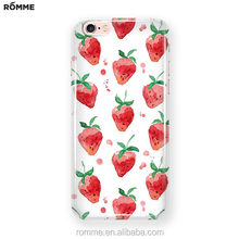 Accessories mobile phone cover manufacturer custom case for iphone printing 6s plus phone case