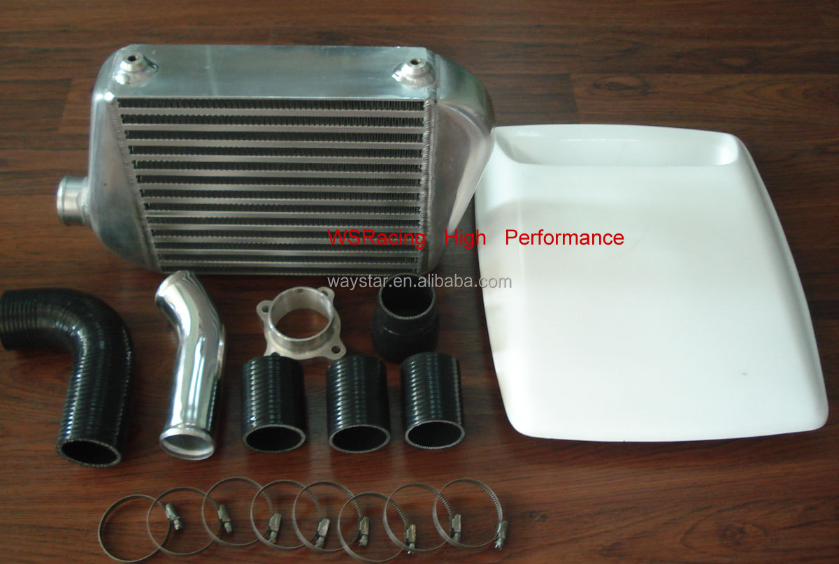 top mount intercooler for hilux 1kzte 3.0L performance intercooler