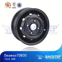 BAOSTEP Quality Guaranteed Professional Factory Supply Special Design Agricultural Tractor Wheel Rim