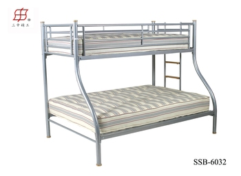 Double And Single Bunk Bed