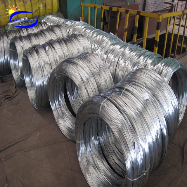 Anti-skidding galvanized wire for Hot Sale On Line