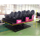 mobile 4D 5D 7D cinema with motion chairs 7d 8d 9dvr riding 7d attraction