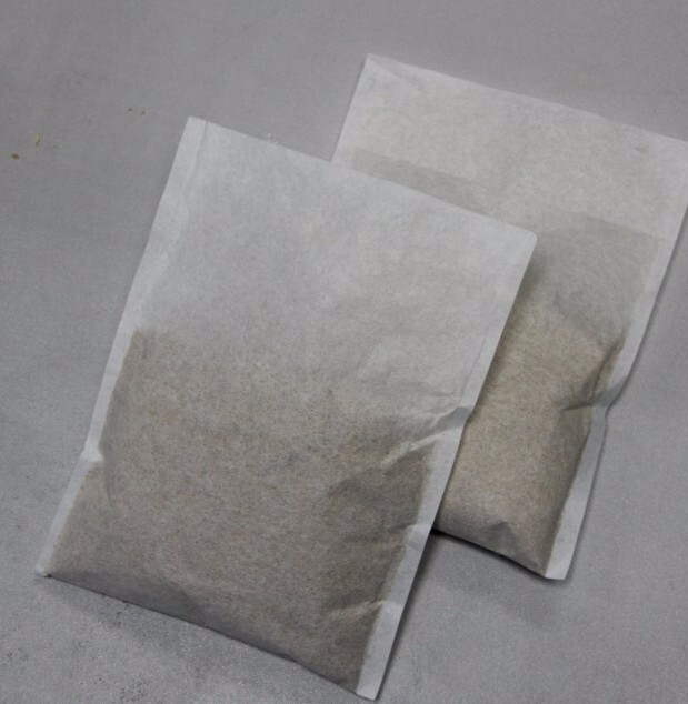 40gsm/m2 tea bag filter paper/in roll/color white/can be cute