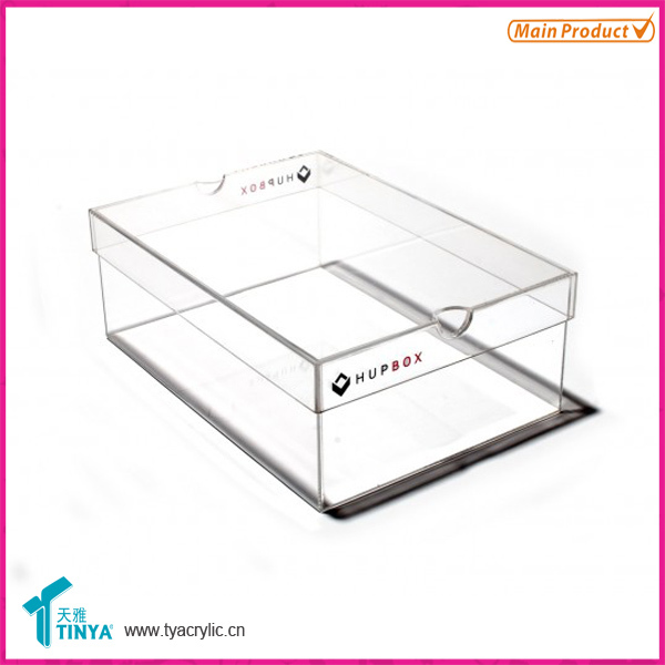 Eco-friendly High Quality Clear Acrylic Display Stand For Shoes ...