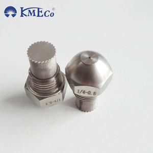KMECO High pressure misting spray nozzle oil burner nozzle