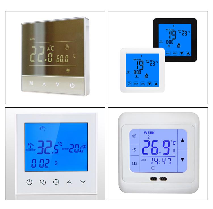 Room thermostat สำหรับควบคุมอุณหภูมิห้อง